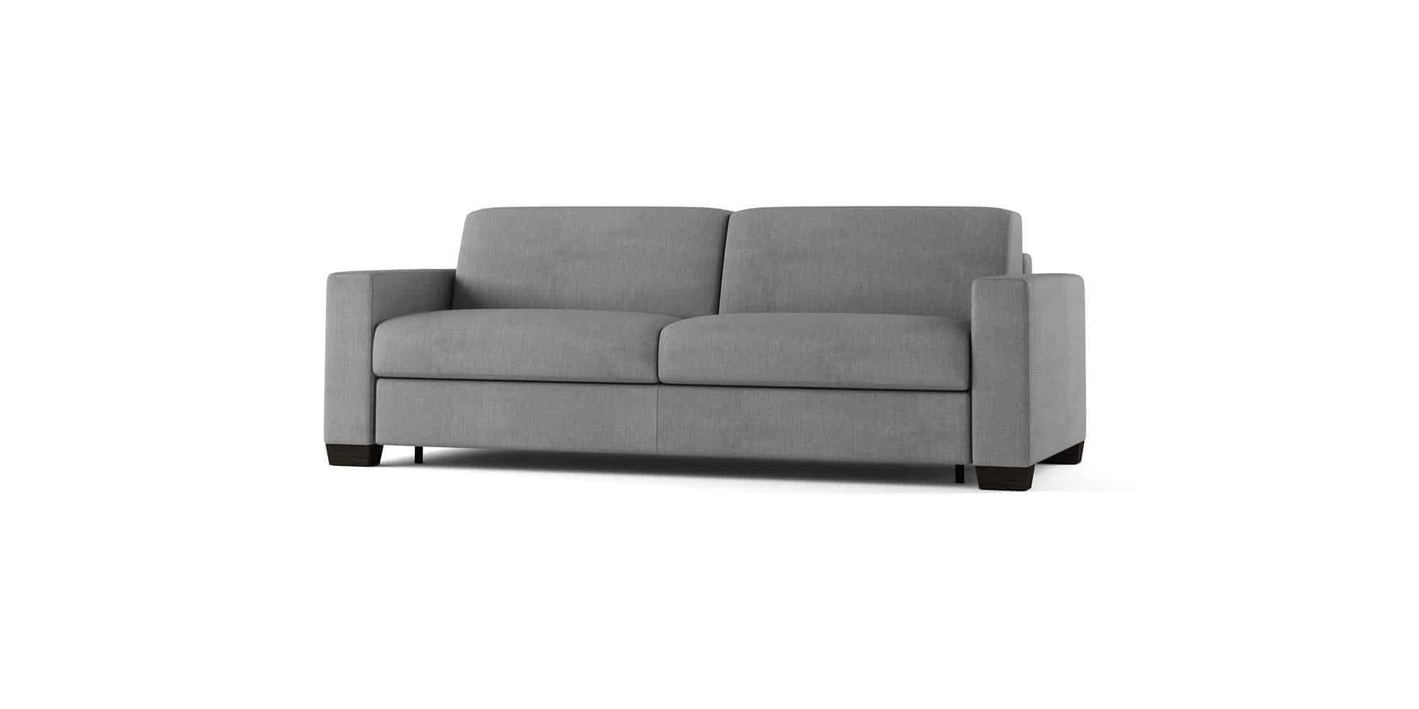 Amerigo large – Divano letto 3 posti XL – 214×100(204)