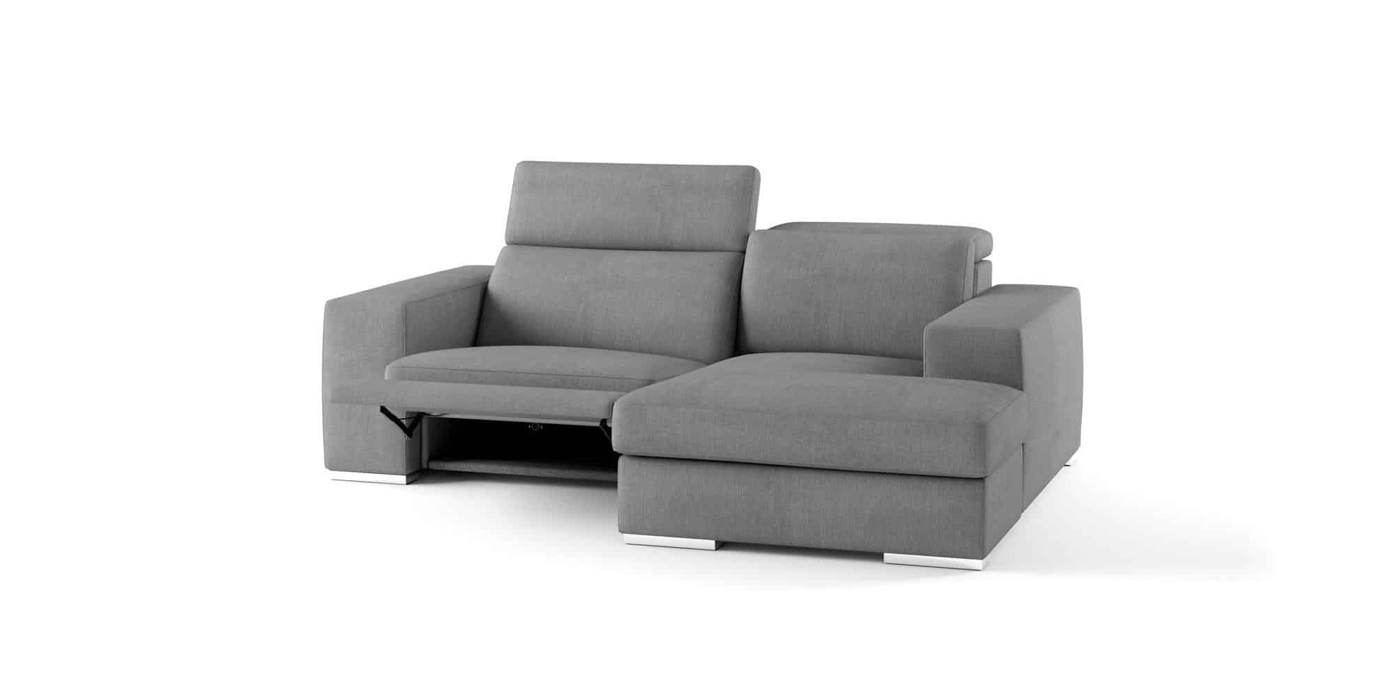 Bellagio large – Composizione Relax con Chaise Longue – 224×170