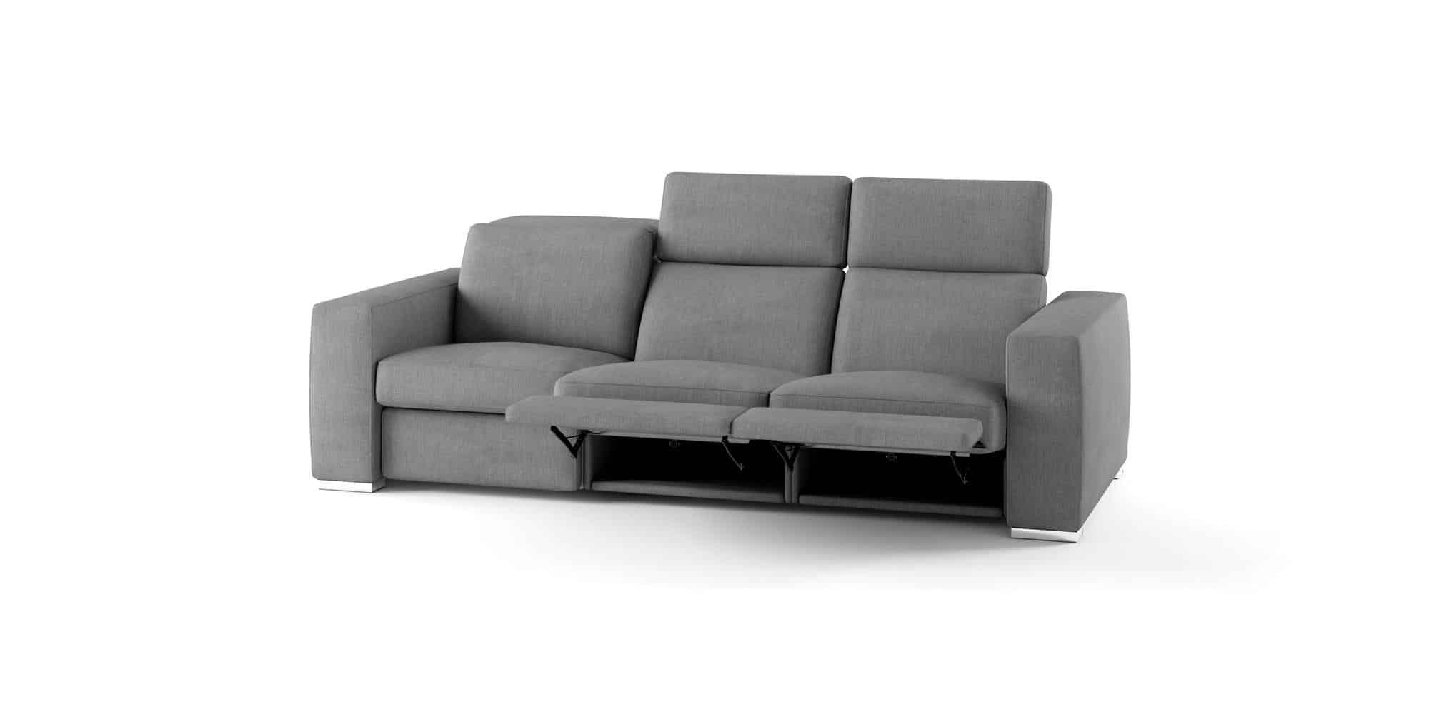Bellagio small – Composizione lineare Relax – 234×110(160)