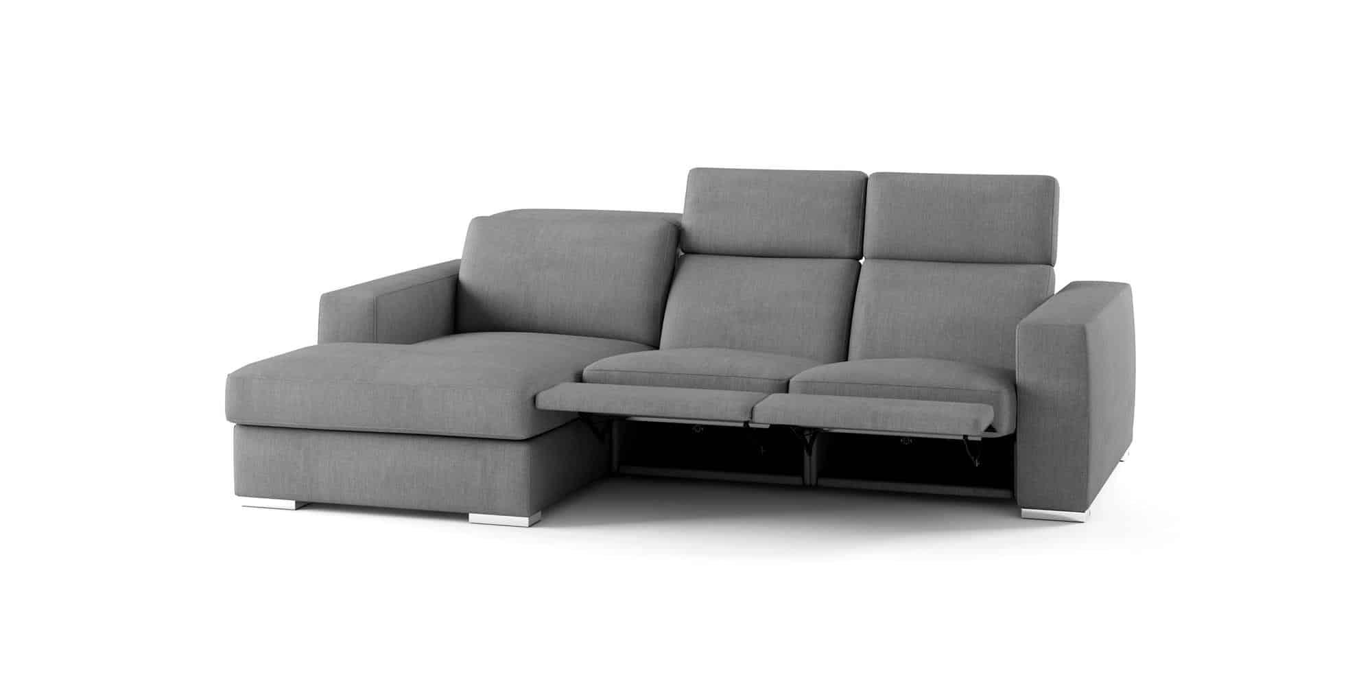 Bellagio small – Composizione Relax con Chaise Longue – 244×170