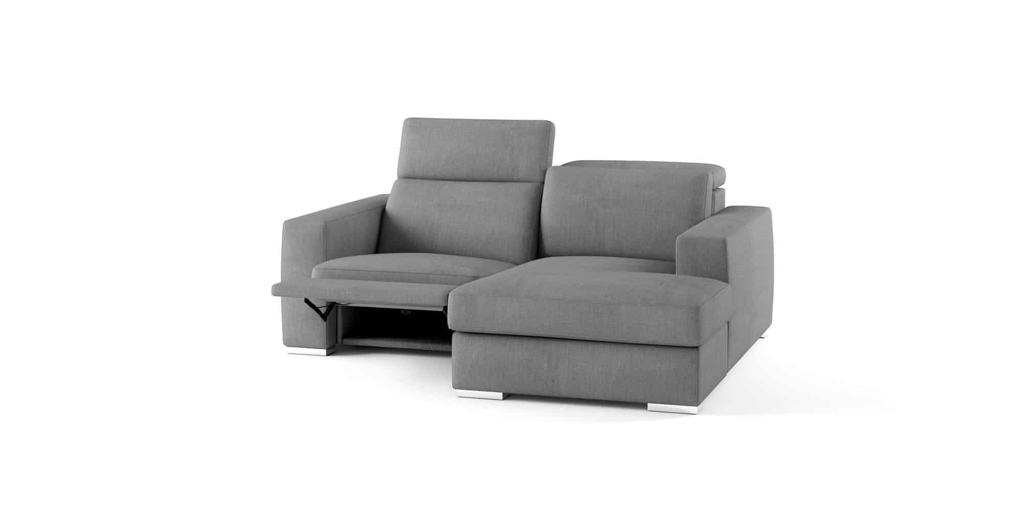 Bellagio small – Composizione Relax con Chaise Longue – 192×170