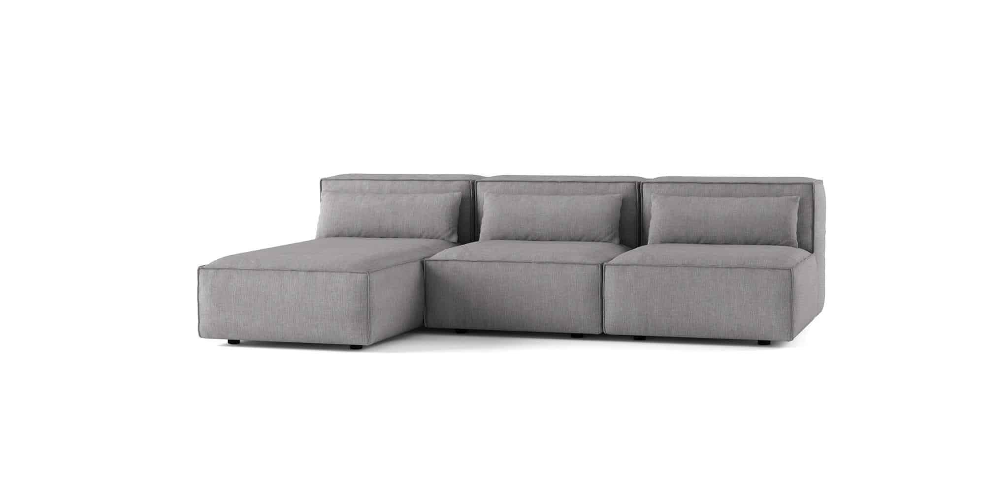 Lido – Composizione con Chaise Longue – 240X160
